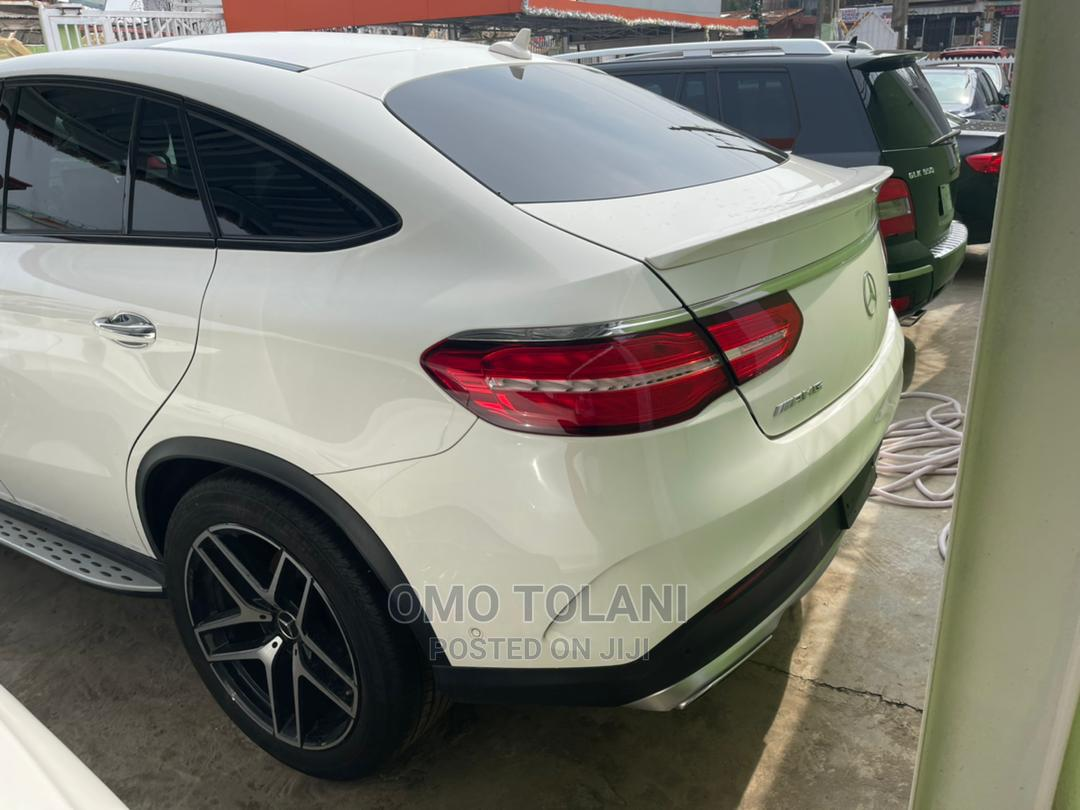 Mercedes-Benz GLE-Class 2018 White   Cars for sale in Ogba, Lagos State, Nigeria