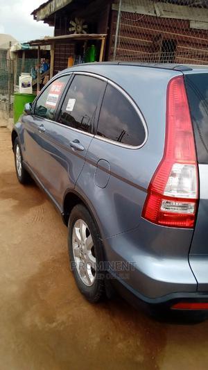 Honda CR-V 2008 Silver | Cars for sale in Lagos State, Surulere