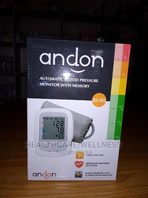 Automatic Blood Pressure Monitor With Memory   Medical Supplies & Equipment for sale in Edo State, Benin City