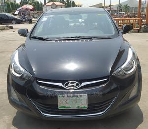 Hyundai Elantra 2013 Black   Cars for sale in Lagos State, Ajah