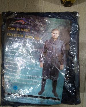 Ployster Gown Raincoat Without Reflector | Safetywear & Equipment for sale in Lagos State, Lagos Island (Eko)