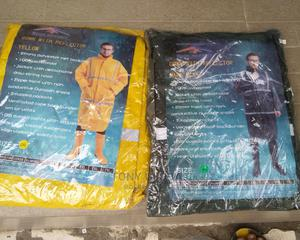 Polyester Gown Raincoat With Reflector | Safetywear & Equipment for sale in Lagos State, Lagos Island (Eko)