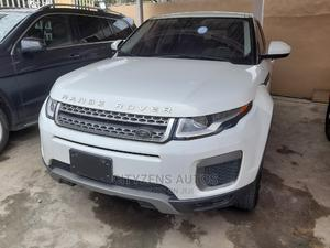 Land Rover Range Rover Evoque 2017 White   Cars for sale in Lagos State, Ikeja