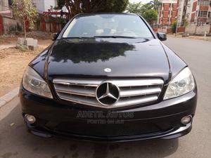 Mercedes-Benz C300 2010 Black | Cars for sale in Abuja (FCT) State, Garki 2