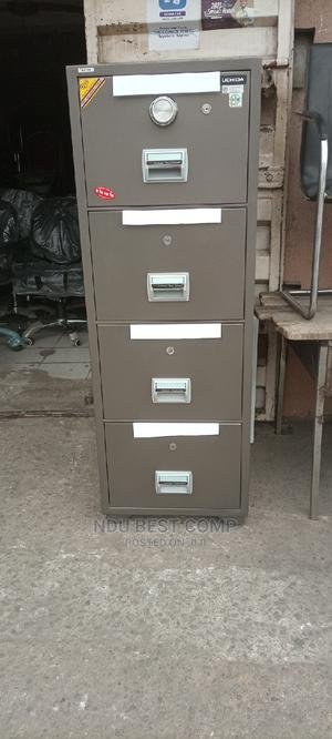 4drawer Gibabi Fireproof Safe | Safetywear & Equipment for sale in Lagos State, Gbagada