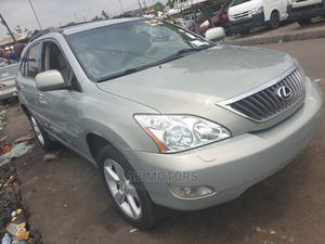 Lexus RX 2009 350 AWD Silver | Cars for sale in Lagos State, Amuwo-Odofin