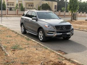 Mercedes-Benz M Class 2015 Gray | Cars for sale in Abuja (FCT) State, Wuse 2