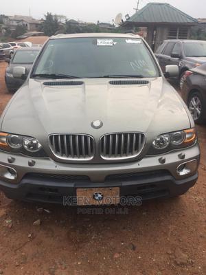 BMW X5 2005 3.0i Gold | Cars for sale in Ogun State, Ado-Odo/Ota