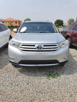 Toyota Highlander 2011 Limited Silver | Cars for sale in Abuja (FCT) State, Kubwa