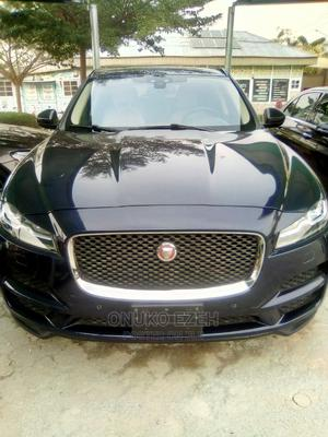 Jaguar F-Pace 2019 25t AWD Blue | Cars for sale in Abuja (FCT) State, Central Business District
