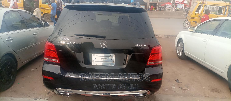 Mercedes-Benz GLK-Class 2013 Black | Cars for sale in Abule Egba, Lagos State, Nigeria