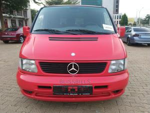 Mercedes-benz Viano 2003 2.2 CDI Trend Compact Red | Buses & Microbuses for sale in Abuja (FCT) State, Central Business District
