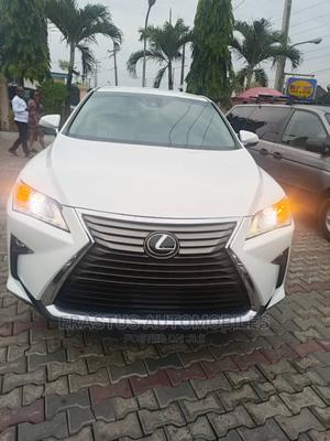 Lexus RX 2017 350 F Sport FWD White   Cars for sale in Lagos State, Isolo