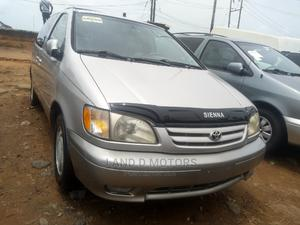 Toyota Sienna 2003 XLE Silver | Cars for sale in Lagos State, Apapa