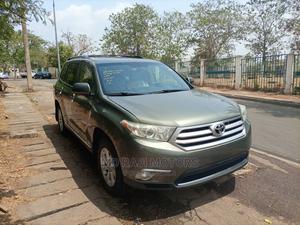 Toyota Highlander 2012 Limited Green | Cars for sale in Abuja (FCT) State, Garki 2