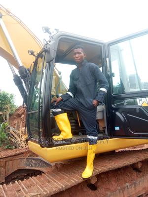 Excavator Operator CV | Construction & Skilled trade CVs for sale in Rivers State, Port-Harcourt