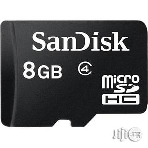 Micro SD Card 8gb   Accessories for Mobile Phones & Tablets for sale in Lagos State