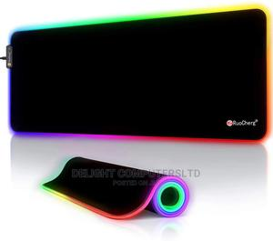 GY 200 RGB Gaming Mousepad | Computer Accessories  for sale in Lagos State, Ikeja
