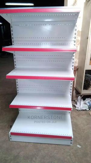 Single Side Supermarket Shelve   Store Equipment for sale in Lagos State, Epe