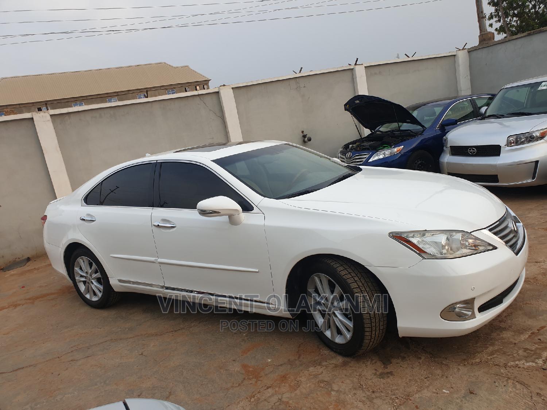 Lexus ES 2011 350 White   Cars for sale in Ilorin West, Kwara State, Nigeria