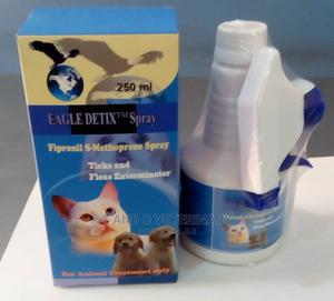 Dog Pet Tick and Flea Spray 250ml | Pet's Accessories for sale in Lagos State, Agege