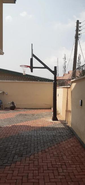 10ft Standard Basketball Upright   Sports Equipment for sale in Lagos State, Lekki