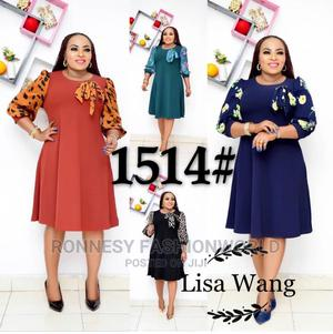 Elegant Female Quality Flare Gown | Clothing for sale in Lagos State, Ikeja