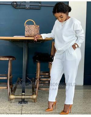 Elegant Female Quality Up and Down Trouser and Top | Clothing for sale in Lagos State, Ikeja
