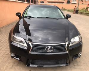 Lexus GS 2014 Black | Cars for sale in Lagos State, Ikeja