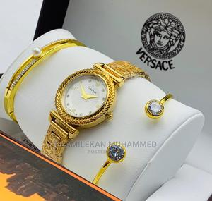 Versace Chain Watch Set   Watches for sale in Lagos State, Lagos Island (Eko)