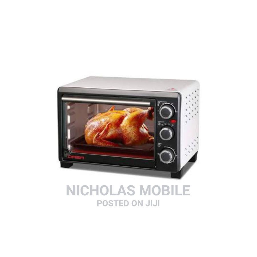 Qasa Electric Oven Toaster QOT-19L   Kitchen Appliances for sale in Ojo, Lagos State, Nigeria