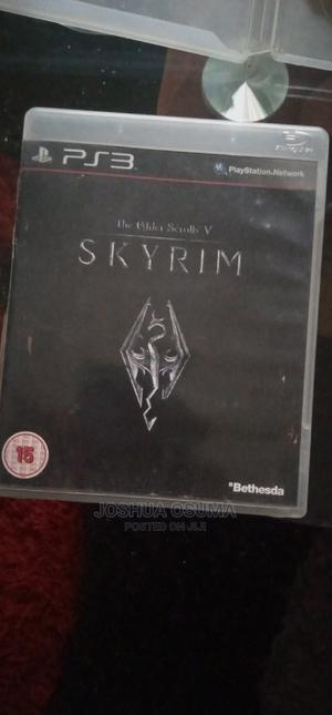 (Skyrim, Call of Duty and Resident Evil) Ps3 Cd Games   Video Games for sale in Rivers State, Port-Harcourt