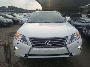 Lexus RX 2013 350 AWD White | Cars for sale in Lagos State, Apapa