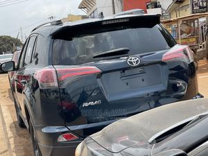 Toyota RAV4 2017 LE AWD (2.5L 4cyl 6A) Blue | Cars for sale in Oyo State, Ibadan
