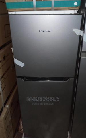 Hisense Ref182 (130L)Double Door Fridge Low Voltage Warranty | Kitchen Appliances for sale in Lagos State, Ojo