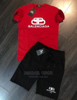 Burberry Designer's T-Shirt and Shorts | Clothing for sale in Lagos State, Ajah