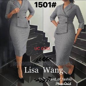 Elegant Trendy Female Quality Fitted Gown | Clothing for sale in Lagos State, Ikeja