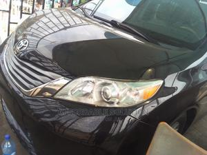 Toyota Sienna 2011 XLE 7 Passenger Black | Cars for sale in Lagos State, Abule Egba