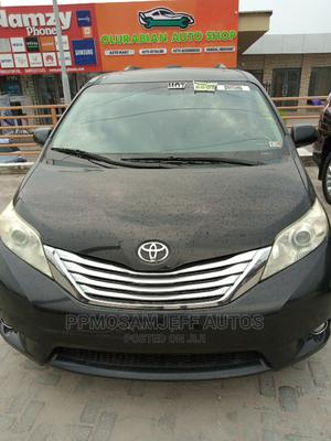 Toyota Sienna 2011 Black   Cars for sale in Lagos State, Ikeja