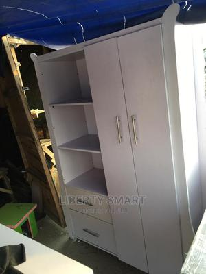 White Wardrobe (4by6 Size)   Furniture for sale in Lagos State, Isolo