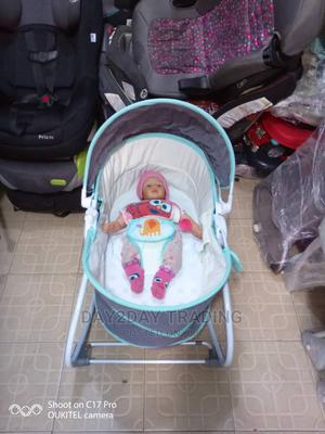 Tokunbo Uk Used Rocking Baby Bed | Children's Gear & Safety for sale in Lagos State, Ikeja