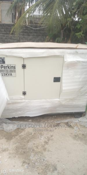 Original Perkins 15kva   Electrical Equipment for sale in Lagos State, Isolo