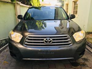 Toyota Highlander 2008 4x4 Gray   Cars for sale in Abuja (FCT) State, Jahi