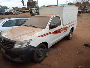 Toyota Hilux 2007 White   Cars for sale in Edo State, Auchi