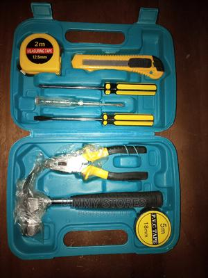 9 Piece Emergency Tool Box Set   Hand Tools for sale in Lagos State, Mushin