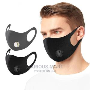 Washable Sponge Nose Mask With Valve | Safetywear & Equipment for sale in Lagos State, Oshodi