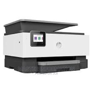 HP Officejet Pro 9013 E-All-In-One | Printers & Scanners for sale in Lagos State, Ikeja