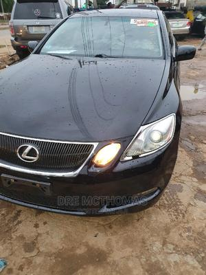 Lexus GS 2007 Black | Cars for sale in Lagos State, Alimosho