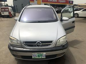 Opel Zafira 2002 Silver | Cars for sale in Lagos State, Ikeja