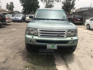 Land Rover Range Rover Sport 2007 HSE 4x4 (4.4L 8cyl 6A) Green | Cars for sale in Lagos State, Maryland